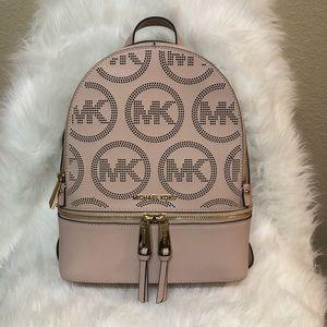 NWT Michael Kors Rhea Backpack
